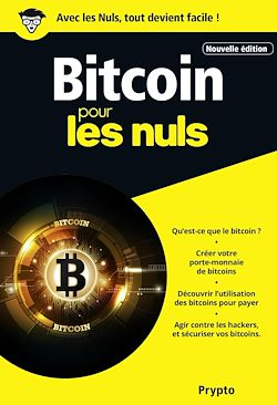 Download the eBook: Bitcoin pour les Nuls, poche, 2e édition