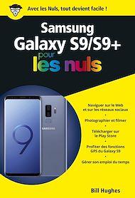 Téléchargez le livre :  Samsung Galaxy S9, pour les Nuls, poche