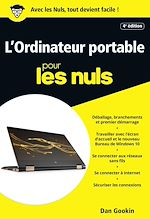 Download this eBook L'Ordinateur portable pour les Nuls poche, 4e édition