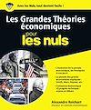 Télécharger le livre :  Les Grandes Théories économiques pour les Nuls, grand format