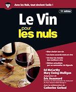 Download this eBook Le Vin pour les Nuls - 11e édition