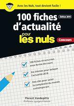 Download this eBook 100 fiches d'actualité pour les Nuls