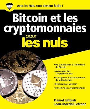 Téléchargez le livre :  Bitcoin et Cryptomonnaies pour les Nuls