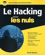 Download this eBook Le Hacking pour les Nuls, grand format