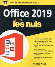Téléchargez le livre :  Office 2019 pour les Nuls, grand format