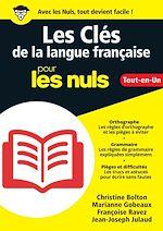 Téléchargez le livre :  Les Clés de la langue française pour les Nuls, Grand format