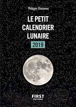 Download this eBook Petit livre - Calendrier lunaire 2019