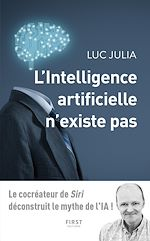 Download this eBook L'intelligence artificielle n'existe pas