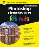 Download this eBook Photoshop Elements 2019 Pour les nuls