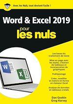 Download this eBook Word et Excel 2019 pour les Nuls