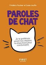Download this eBook Petit Livre de - Paroles de chat