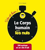 Download this eBook Le corps humain pour les Nuls - Vite et bien