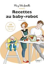 Download this eBook Mes recettes au baby-robot