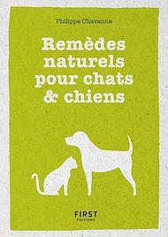 Téléchargez le livre :  Petit livre de - Les remèdes naturels pour chiens et chats