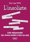 Télécharger le livre :  Petit livre de - L'Insoliste - Liste indispensable des choses inutiles à faire (ou pas)
