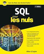 Téléchargez le livre :  SQL Pour les Nuls, 3e