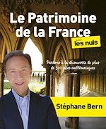 Download this eBook Le Patrimoine de la France pour les Nuls, grand format