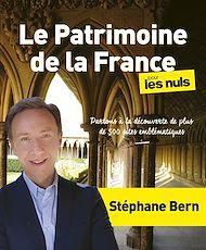 Téléchargez le livre :  Le Patrimoine de la France pour les Nuls, grand format