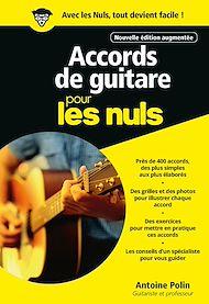 Téléchargez le livre :  Accords de guitare pour les Nuls, 3e édition