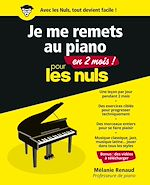 Download this eBook Je me remets au piano en 2 mois pour les Nuls