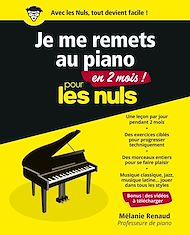 Téléchargez le livre :  Je me remets au piano en 2 mois pour les Nuls