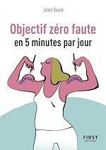 Download this eBook Objectif zéro faute en 5 minutes par jour - Petit Livre