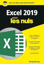Download this eBook Excel 2019 pour les Nuls, poche