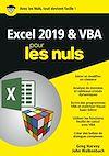 Télécharger le livre :  Excel 2019 & VBA pour les Nuls, mégapoche