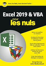 Download this eBook Excel 2019 & VBA pour les Nuls, mégapoche