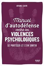 Download this eBook Manuel d'auto-défense contre les violences psychologiques