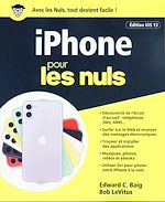 Download this eBook iPhone iOS 13 pour les Nuls