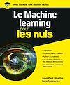 Télécharger le livre :  Le Machine Learning Pour les Nuls