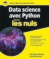 Télécharger le livre :  Python pour la Data science Pour les Nuls