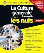 Download this eBook La Culture générale Tout en un Pour les Nuls concours - Fonction publique NE