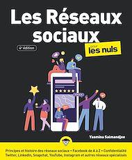Téléchargez le livre :  Les réseaux sociaux pour les Nuls, 4 éd.