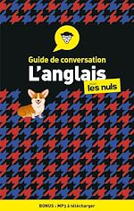 Download this eBook Guide de conversation Anglais pour les Nuls, 4e édition