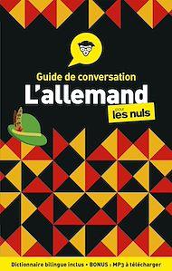 Téléchargez le livre :  Guide de conversation Allemand pour les Nuls, 4e édition