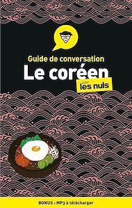 Téléchargez le livre :  Guide de conversation Coréen pour les Nuls