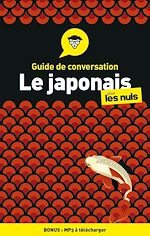 Download this eBook Guide de conversation Japonais pour les Nuls, 3e édition