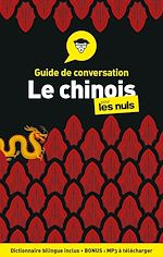 Download this eBook Guide de conversation Chinois pour les Nuls, 4e édition
