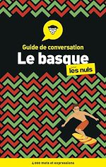 Download this eBook Le basque - Guide de conversation pour les Nuls, 3e