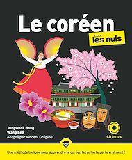 Téléchargez le livre :  Le coréen pour les Nuls, grand format + CD, 2e éd.