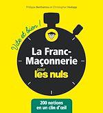 Download this eBook La Franc-maçonnerie Vite et bien pour les Nuls