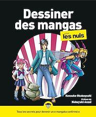 Téléchargez le livre :  Dessiner des mangas pour les Nuls, 2e éd.
