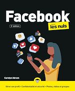 Download this eBook Facebook pour les Nuls, grand format, 3 éd.