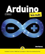 Téléchargez le livre :  Arduino pour les Nuls, grand format, 3 éd.