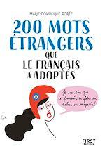 Téléchargez le livre :  200 mots étrangers que le français a adoptés
