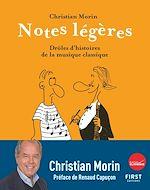 Download this eBook Notes légères, les plus belles histoires de la musique classique illustrées