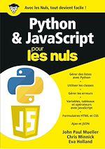 Download this eBook Python & JavaScript pour les Nuls, mégapoche