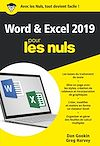 Télécharger le livre :  Word et Excel 2019 pour les Nuls, poche, 2e édition